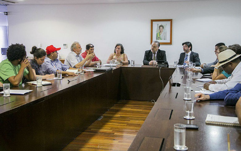 Movimentos reafirmam apoio incondicional à luta contra impeachment