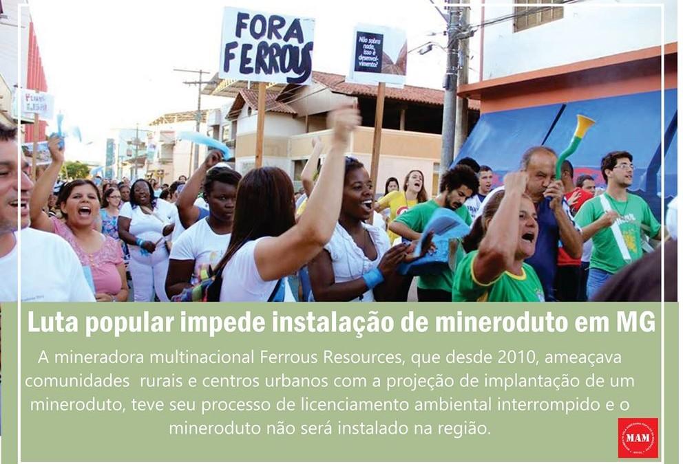 Vitória popular: Ferrous é derrotada em MG