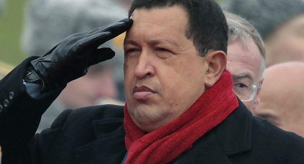 Hugo Chávez foi o presidente com mais liderança