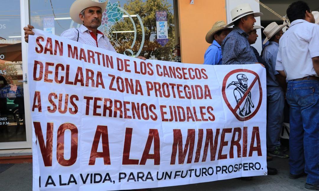 [México] Declara Semarnat exploración ilegal de minera en Oaxaca