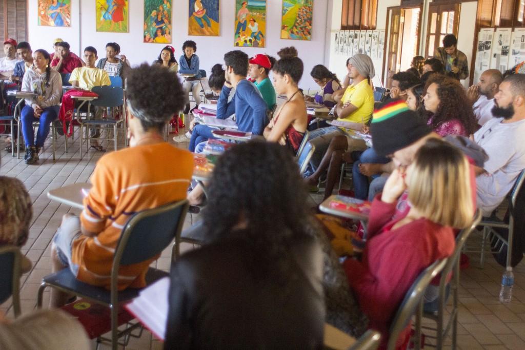 45 dias de aprofundamento teórico e prático sobre a mineração no Brasil/Crédito foto: Marcelo Cruz