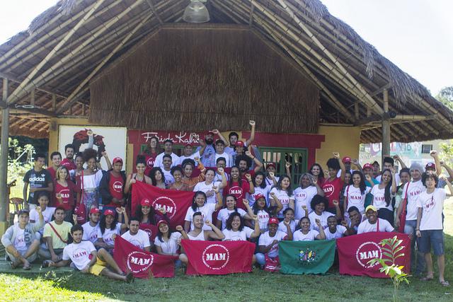 Militantes do MAM participam de I Curso sobre Introdução ao Problema Mineral no país