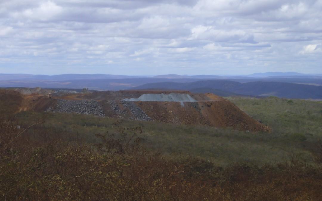 No sudoeste da BA, comunidades debatem impactos do maior projeto de mineração de ferro do estado
