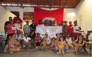 Escola De Formação Aborda A Presença Histórica Das Mulheres Camponesas Na Luta E A Construção Do Feminismo Camponês E Popular