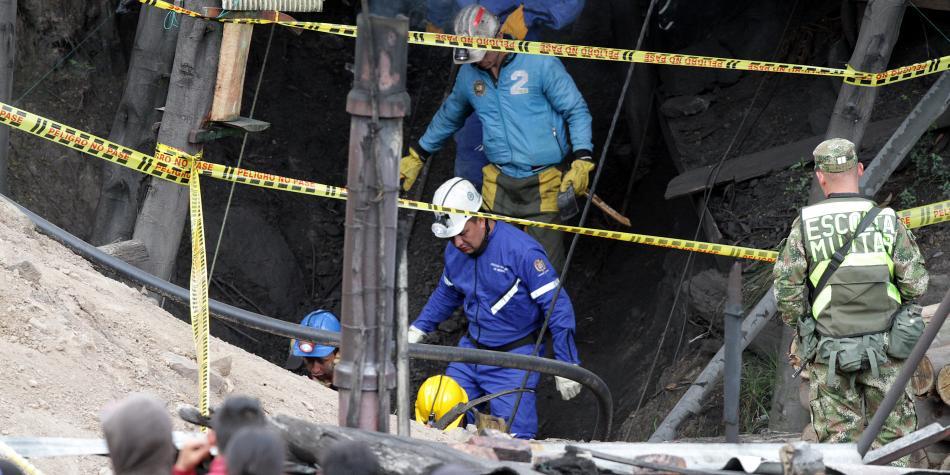 Agência confirma a morte de 13 pessoas em explosão de mina ilegal na Colômbia