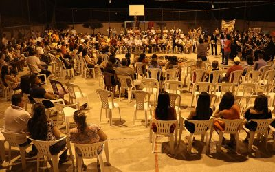 No Ceará comunidade debate ameaças de mineradoras