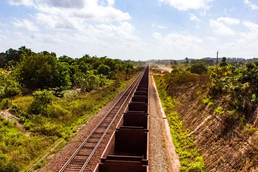 Estrada de ferro Carajás: Processados pela Vale