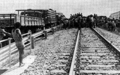 29 de dezembro: 30 anos do Massacre dos Garimpeiros e Garimpeiras de Serra Pelada na Ponte de Marabá