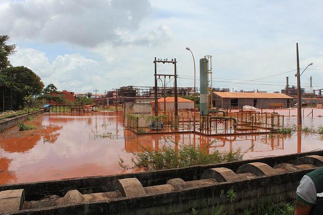 Laudo confirma vazamento e contaminação de rejeitos de mineradora no Pará