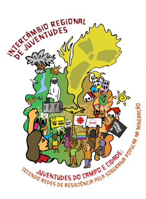 Soberania popular na mineração será tema do intercâmbio regional de juventudes