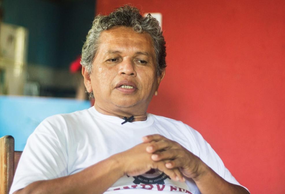 """""""Só é possível qualquer forma de regulação social na mineração com a mobilização permanente"""", afirma militante do MAM do Pará."""