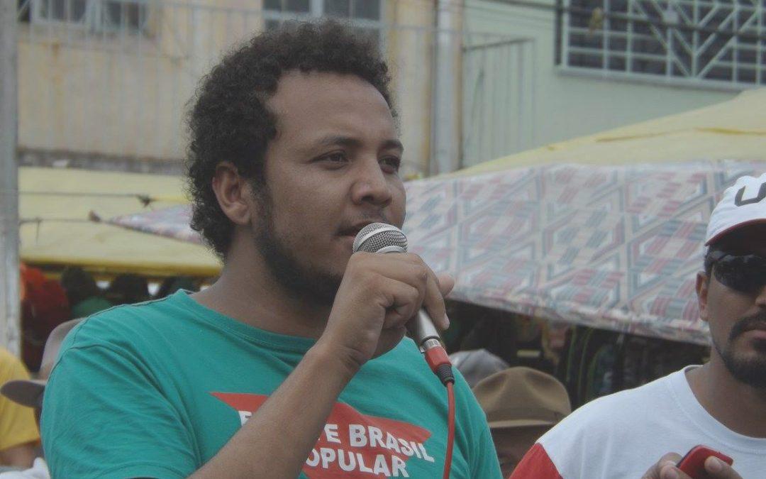 """""""Esse modelo de mineração se sustenta na violência e na negação da democracia para garantir o saque"""", alerta dirigente do MAM na Bahia"""