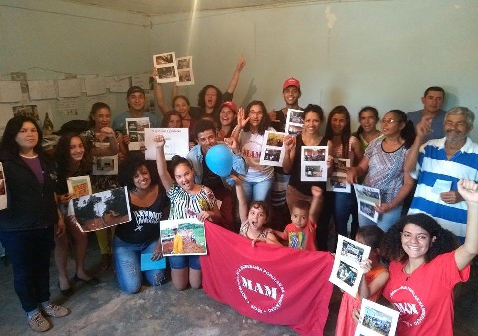 Juventude do MAM de MG se organiza para o I Encontro Nacional