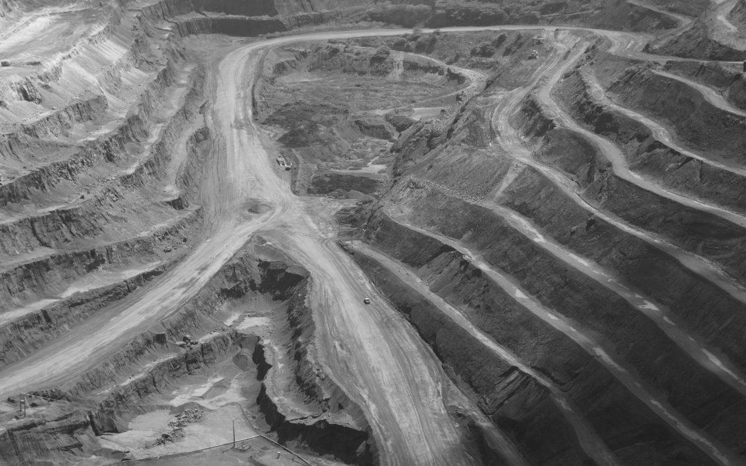 A mineração e a consciência de um povo