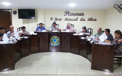 Vereadores repudiam mineração no território do município