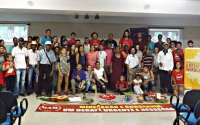 Carta da Assembleia Popular da Mineração em Caetité, Bahia