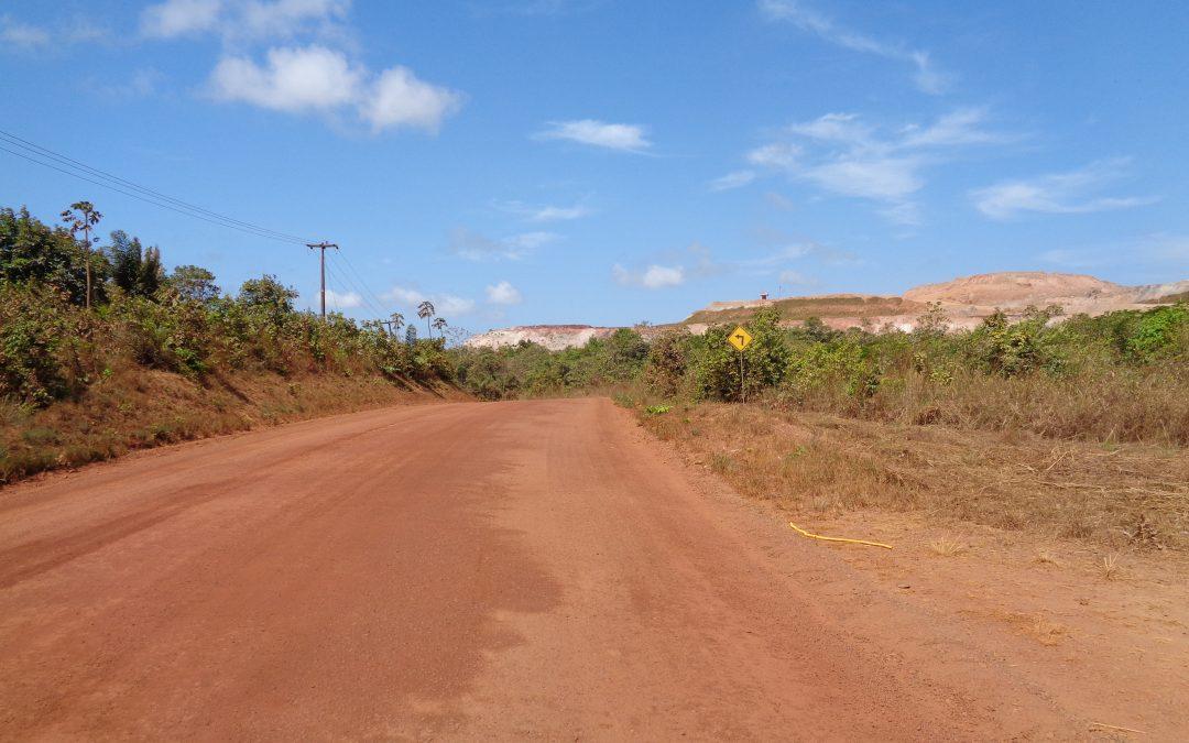 O Ouro e o Estéril na Zona do Ouro Maranhense