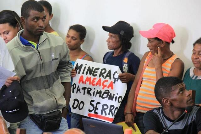 Prefeitura pode autorizar mineração no Serro nesta quarta (16)