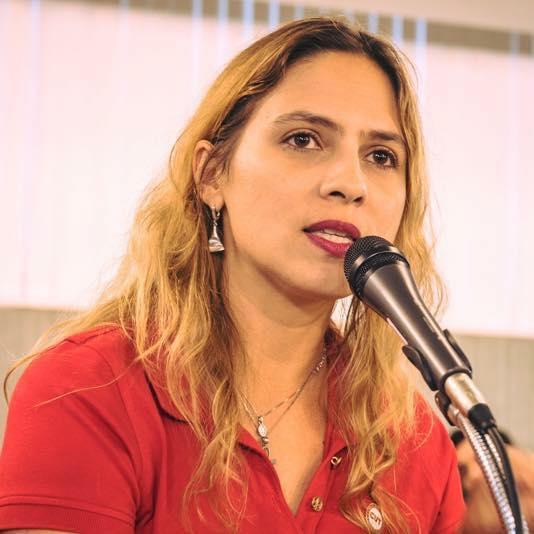 """""""A Vale só se importa em explorar e aumentar cada vez mais sua taxa de lucros. A qualquer preço"""", diz deputada Beatriz Cerqueira"""