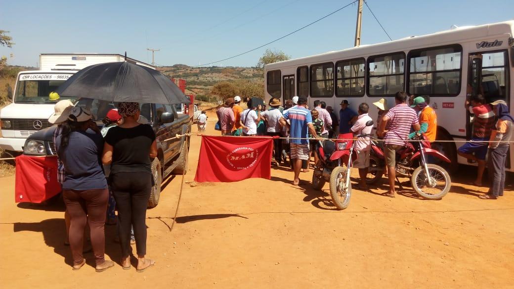 Comunidades baianas denunciam danos causados por construção de ferrovia
