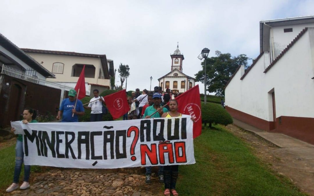 Decisão judicial obriga CODEMA a não conceder declaração de conformidade para a mineradora Herculano