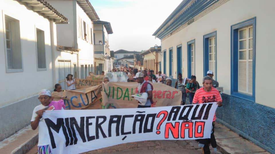 Entidades se solidarizam ao Professor Matheus, advogado da Federação Quilombola de Minas Gerais