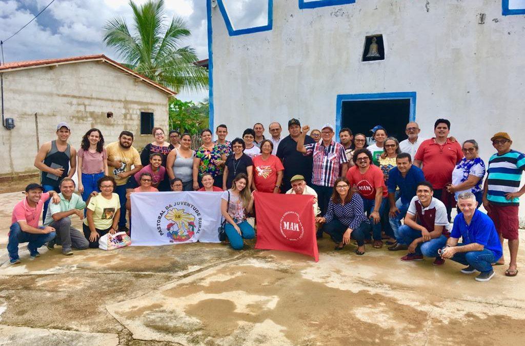 2 anos de paralisação da mineração na Serra do Besouro em Quiterianópolis-CE