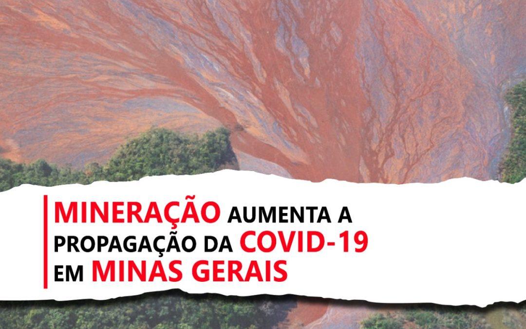 Número de casos em municípios com intensa atividade minerária não para de crescer
