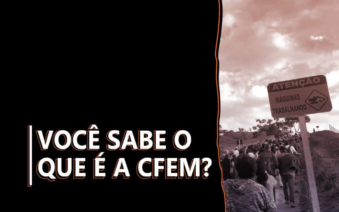 Precisamos refletir sobre a CFEM nas cidades de Teixeiras e Pedra do Anta (MG)