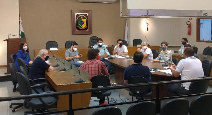 Em Viçosa (MG), atingidos conseguem apoio político para minimizar impactos de escoamento do minério