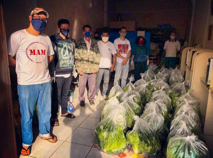 Periferia Viva na Zona da Mata: mais duas toneladas de alimentos na mesa das famílias