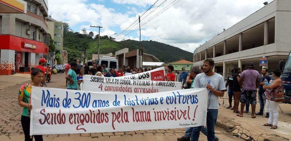 Desembargador atende pedido da Vale e corta os direitos garantidos à comunidade de Socorro (MG)