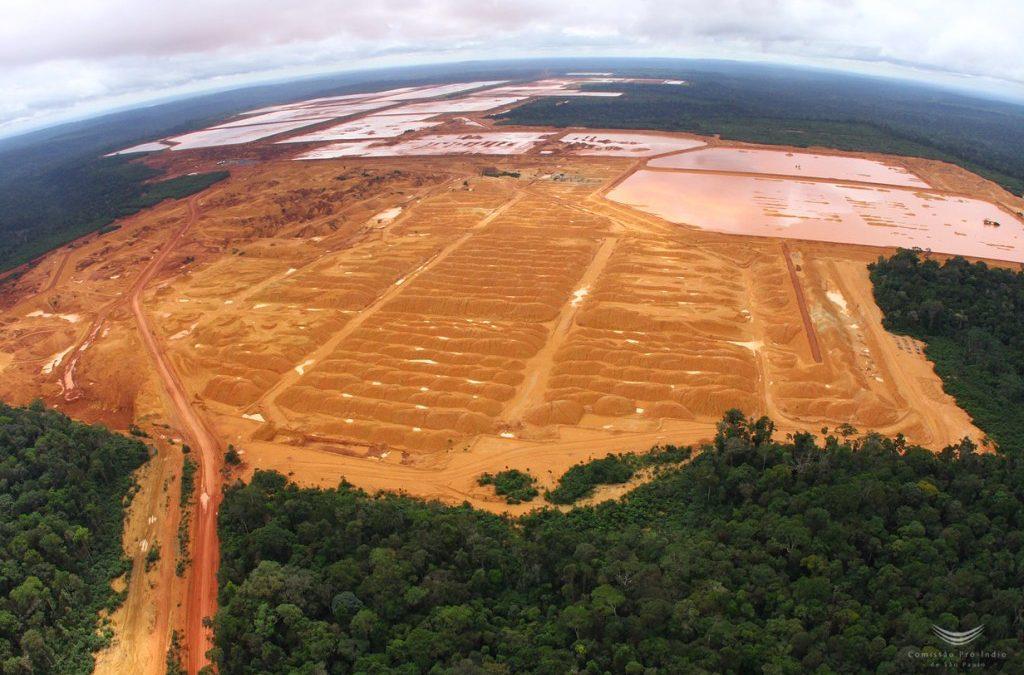 Município com projeto de mineração sofre com falta de oxigênio no Pará