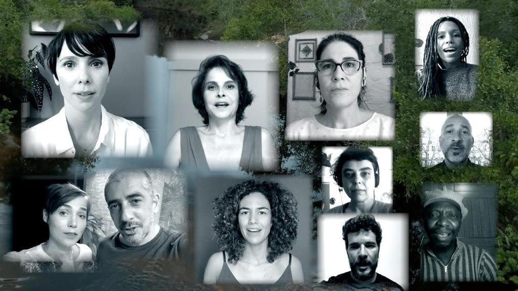 """Dia Mundial da Água: artistas se juntam para pedir """"SALVEM AS ÁGUAS"""""""