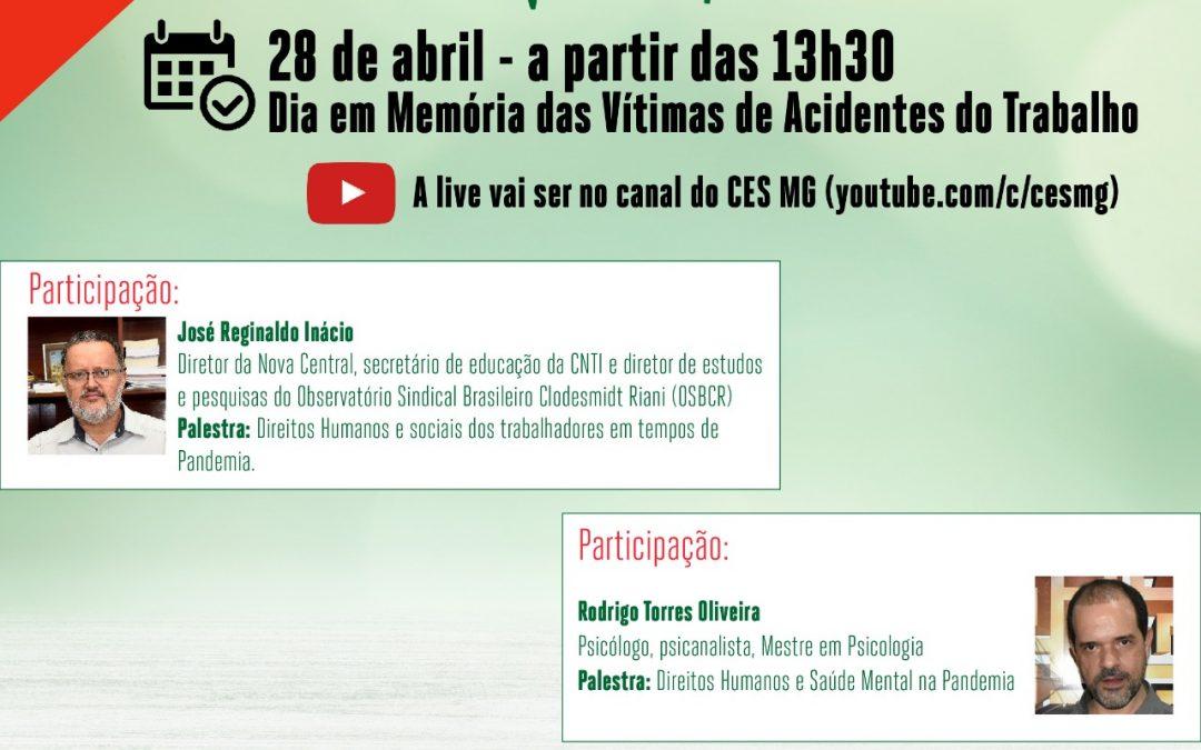 28 de Abril é o Dia Mundial em Memória das Vítimas de Acidentes e Doenças do Trabalho